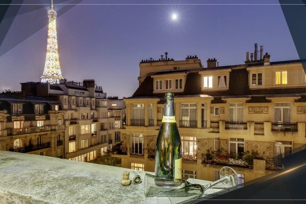 Home of the week Paris 16e