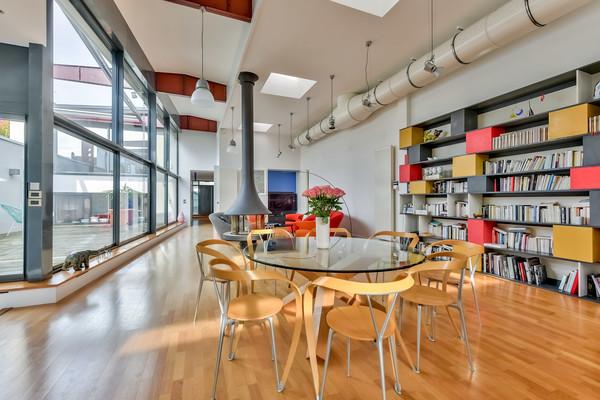 Design industriel façon Loft Rambouillet centre