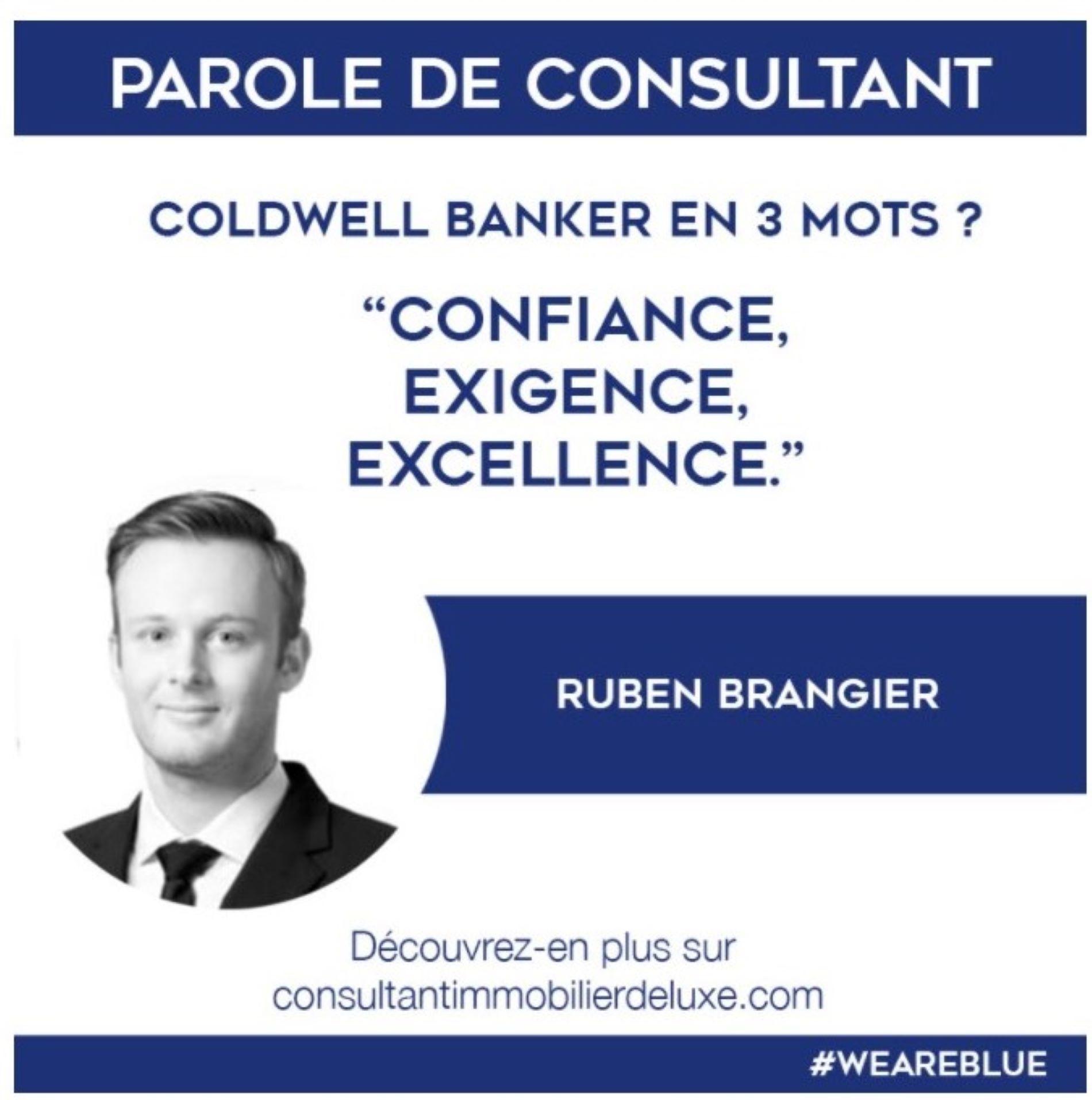Parole de consultant Coldwell Banker